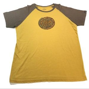 prAna men's graphic tee